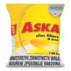 Cigaretové filtry Aska slim 5,3mm 150ks